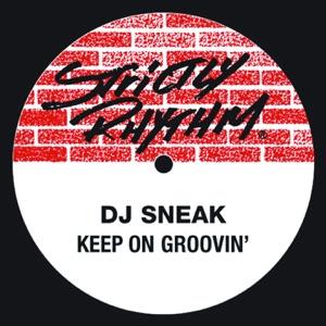 Keep On Groovin' - Single