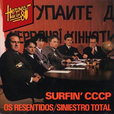 Héroes de los 80: Surfin´CCCP - EP - Siniestro Total