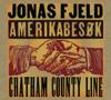 Amerikabesøk Med Chatham County Line (Live fra Drammen Teater) - Jonas Fjeld