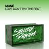 Moné - Love Don't Pay the Rent - EP artwork