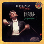 Tchaikovsky: 1812 Overture, Marche Slave, Romeo And Juliet, Capriccio Italien, Hamlet (Expanded Edition)-Leonard Bernstein & New York Philharmonic