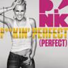 P!nk - F**kin' Perfect artwork