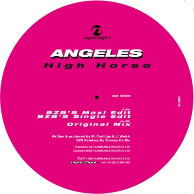 High Horse - EP - Ángeles
