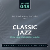 New York Orchestra/Henry Allen, Jr. - Funny Feathers Blues