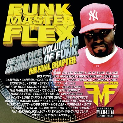 The Mix Tape, Vol. III - 60 Minutes of Funk (The Final Chapter) - Funkmaster Flex