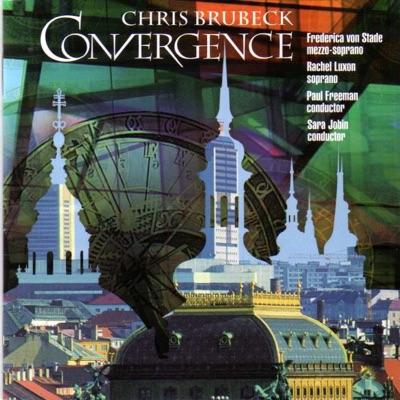 Chris Brubeck: Convergence - Frederica Von Stade