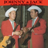 Johnny & Jack - Ashes of Love - 1951
