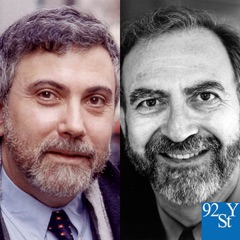 Paul Krugman In Conversation With Leonard Lopate: The Conscience of a Liberal (Unabridged  Nonfiction)