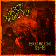 Wagner's The Ring Cycle - Historic Recordings 1936-1958 - Various Artists - Various Artists