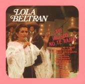 Lola Beltrán - Canción Mexicana