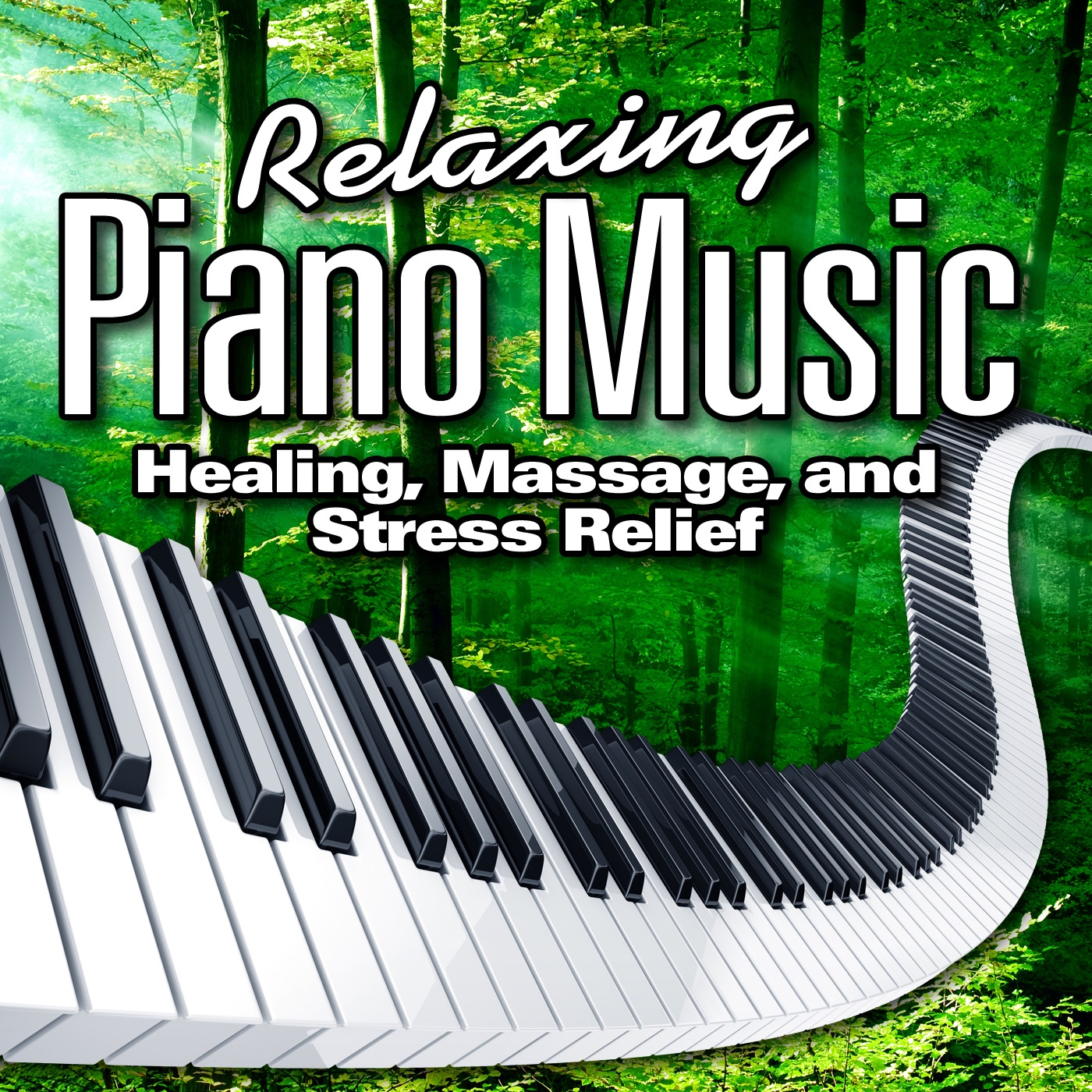 Relaxing Piano Music for Healing, Massage and Stress Relief
