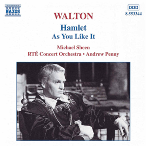 Andrew Penny & RTE Concert Orchestra - Walton: As You Like It - Hamlet