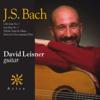 David Leisner - Cello Suite No. 3 in C major, BWV 1009 (arr. D. Leisner): VI. Gigue artwork