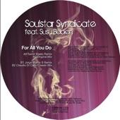 Soulstar Syndicate - For All U Do (Feat. Susu Bobien) (Claudio Di Carlo Classic Mix) feat. Susu Bobien