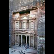 Petra, Jordon: Audio Journeys Explores the Ancient Pink City of the Desert (Unabridged)
