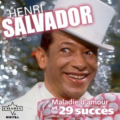 Maladie d'amour et 29 succès - Henri Salvador