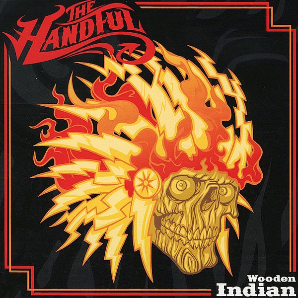 Wooden Indian By The Handful