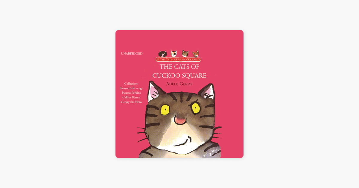 Callies Kitten (Cats of Cuckoo Square)