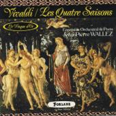 Antonio Vivaldi : Les quatre saisons - Concerto pour hautbois et cordes en Ré mineur