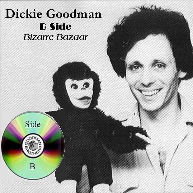 Dickie Goodman B Side Bizarre Bazaar