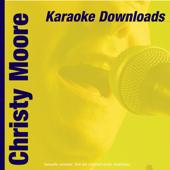 Karaoke Downloads - Christy Moore