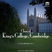 Hallelujah: For The Lord God Omnipotent Reigneth - Choir of King's College, Cambridge