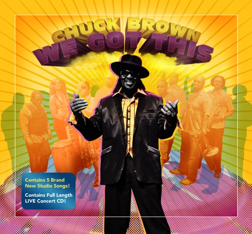 Art for It Don't Mean A Thing (Live) by Chuck Brown