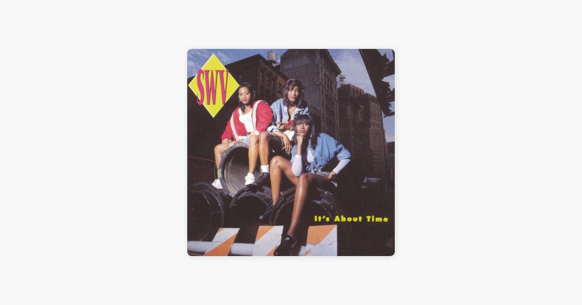 SWV-Release Some Tension full album zip