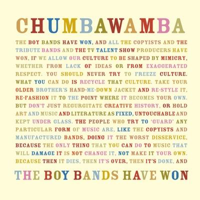 The Boy Bands Have Won - Chumbawamba