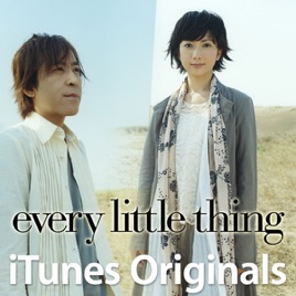 Every Little Thingの「iTunes O...