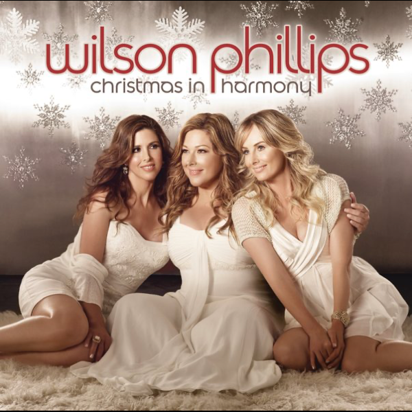 christmas in harmony by wilson phillips on apple music