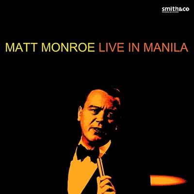 Live in Manila - Matt Monro