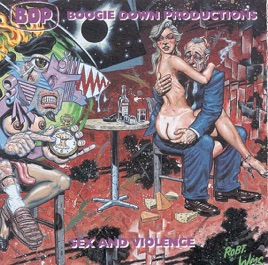 Boogie down productions sex and violence