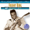 Freddie King - 17 Greatest Hits  artwork