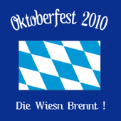 Oktoberfest 2010. Die Wiesn Brennt!-Various Artists
