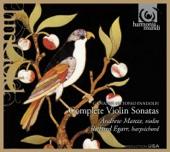 """Andrew Manze and Richard Egarr - Violin Sonata, Op. 3: No. 6, """"La Sabbatina"""""""