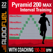 Pyramid 200 Max High Intensity Interval Training