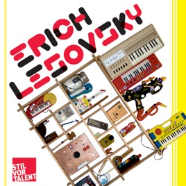 Erich Lesovsky - Tunes From A Divided City