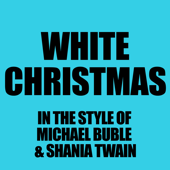 White Christmas (In The Style Michael Buble + Shania Twain)-Ameritz - Karaoke