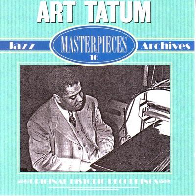 Art Tatum Masterpieces - Art Tatum