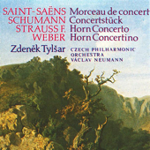 Morceau de concert for French Horn and Orchestra, Op. 94: I. Allegro moderato