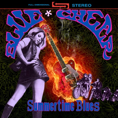 Summertime Blues (Live) - Single - Blue Cheer