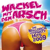 Wackel Mit Dem Arsch - Die Mallorca- Und Party-Hits 2009