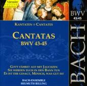 Helmuth Rilling, Gächinger Kanterei, Bach Collegium Stuttgart - BWV 45 Es ist dir gesagt, Mensch, was gut ist (Chorus)