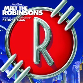 meet the robinsons soundtrack from the motion picture by various
