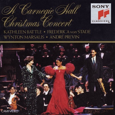 A Carnegie Hall Christmas Concert - Various Artists album