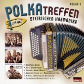 Polkatreffen Mit Der Steirischen Harmonika  Folge 2-Various Artists