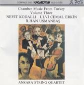 Ankara Quartet - String Quartet: I. Allegro ma non troppo