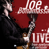 Joe Bonamassa - Live from Nowhere In Particular  artwork
