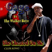 She Cheated On Me (Feat. The Walker Boyz) - Single